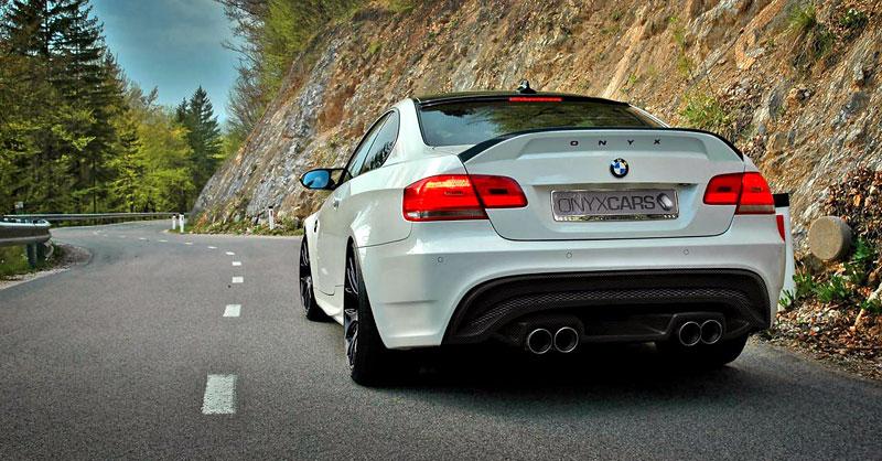 BMW M3: v lepší formě díky Onyx Concept: - fotka 3