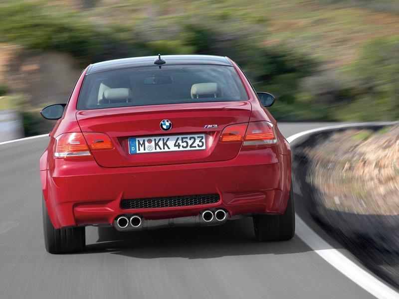 BMW M3 CSL se vyrábět nebude: - fotka 33