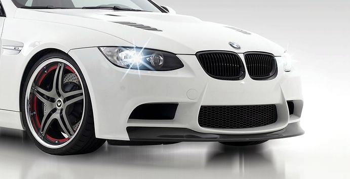 BMW M3: karbonový paket GTS3 od Vorsteiner: - fotka 7