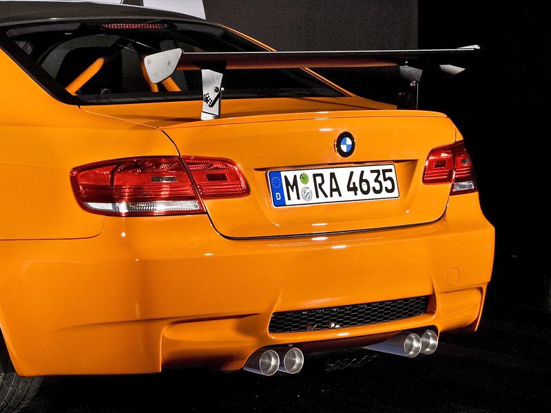BMW M3 GTS: nástupce CSL se představuje: - fotka 9