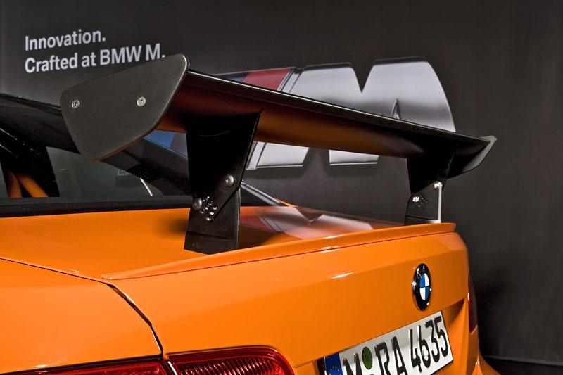 BMW M3 GTS: nástupce CSL se představuje: - fotka 10