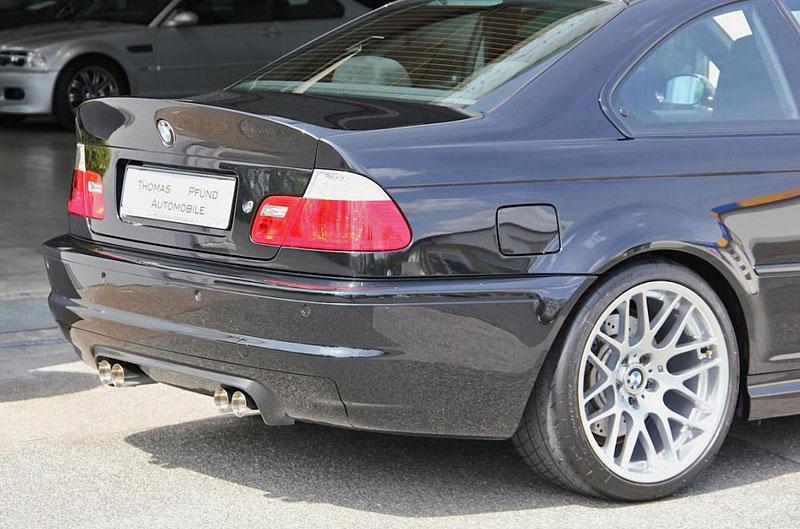 Ke koupi je vzácné BMW M3 CSL. Za tři miliony korun!: - fotka 16