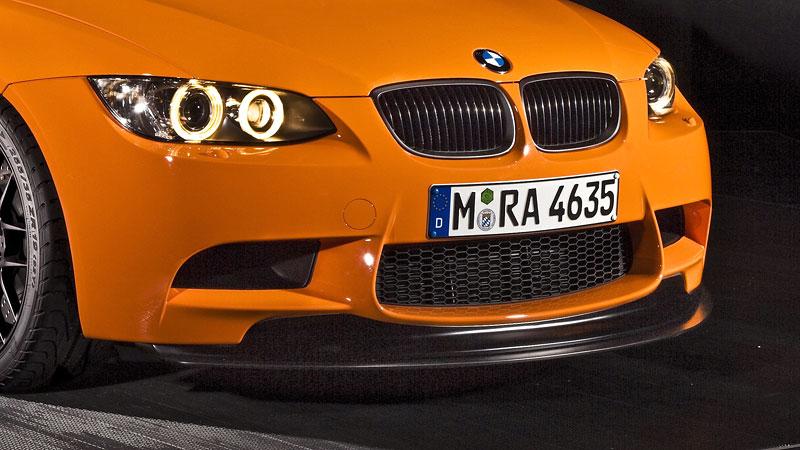 BMW M3 GTS: nástupce CSL se představuje: - fotka 14