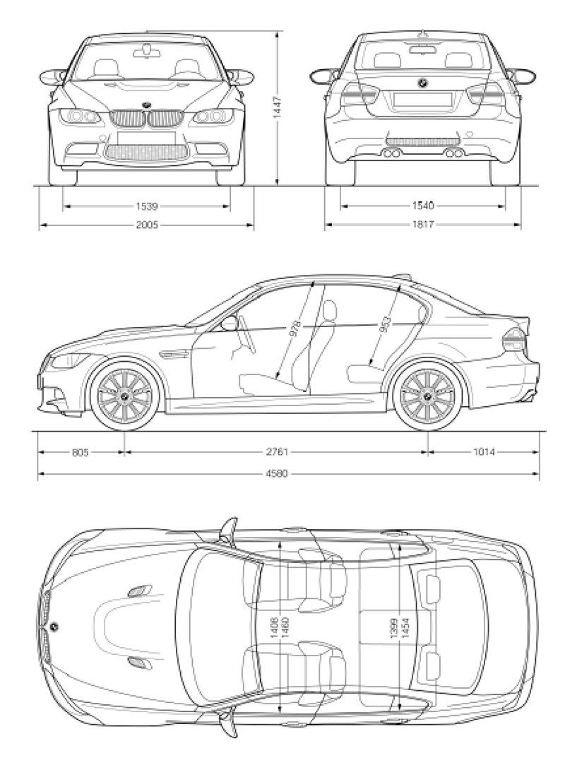 BMW M3: v příští generaci jen jako kupé a kabrio!: - fotka 30