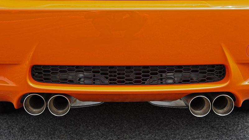 G-Power připravuje tuning pro BMW M3 GTS: - fotka 71