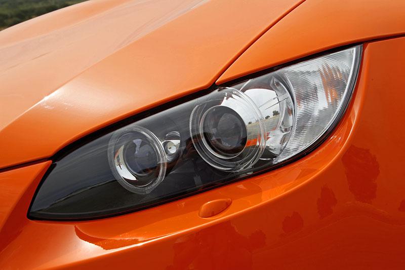 BMW M3 GTS: malé zklamání(?), velká fotogalerie: - fotka 71