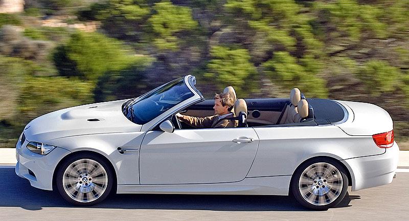 BMW M3 Cabrio přijede s novou převodovkou: - fotka 4