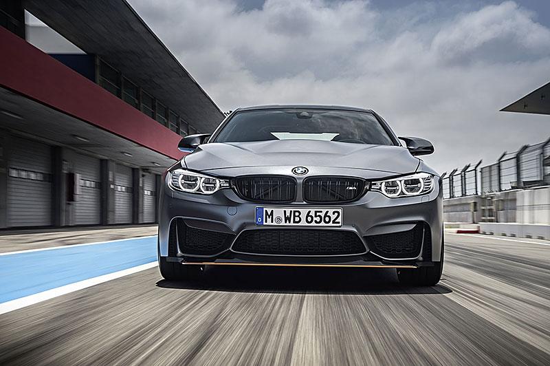 BMW M4 GTS zajelo kolo na Ringu pod sedm a půl minuty: - fotka 14
