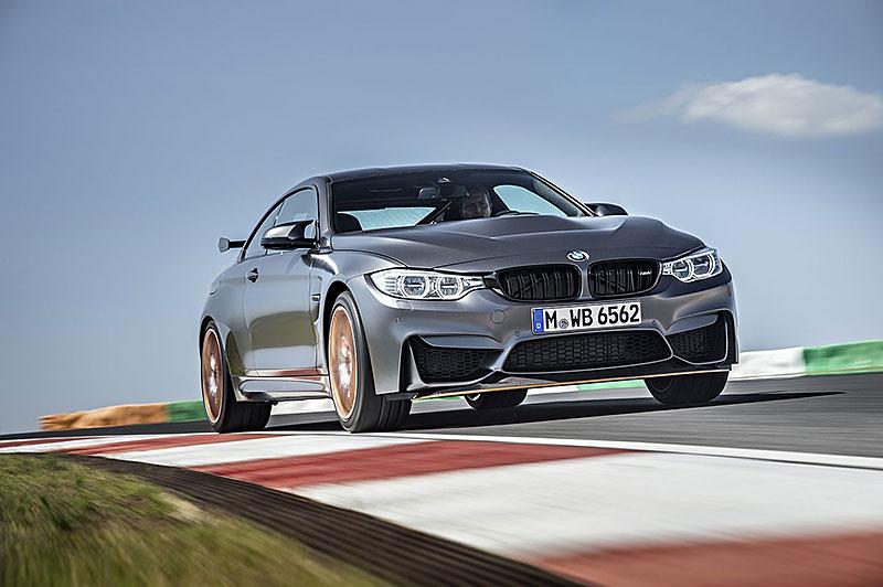 BMW M4 GTS zajelo kolo na Ringu pod sedm a půl minuty: - fotka 15