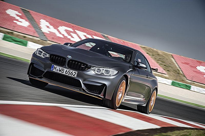 BMW M4 GTS zajelo kolo na Ringu pod sedm a půl minuty: - fotka 16