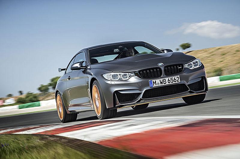 BMW M4 GTS zajelo kolo na Ringu pod sedm a půl minuty: - fotka 17