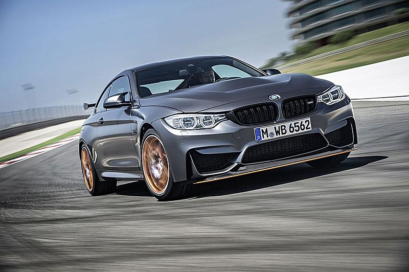 BMW M4 GTS zajelo kolo na Ringu pod sedm a půl minuty: - fotka 19
