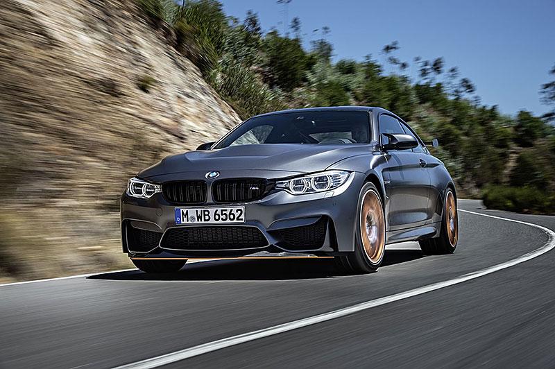 BMW M4 GTS zajelo kolo na Ringu pod sedm a půl minuty: - fotka 20