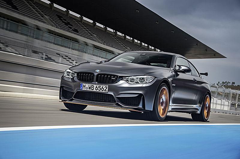 BMW M4 GTS zajelo kolo na Ringu pod sedm a půl minuty: - fotka 22