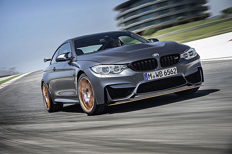 BMW M4 GTS zajelo kolo na Ringu pod sedm a půl minuty: - fotka 23
