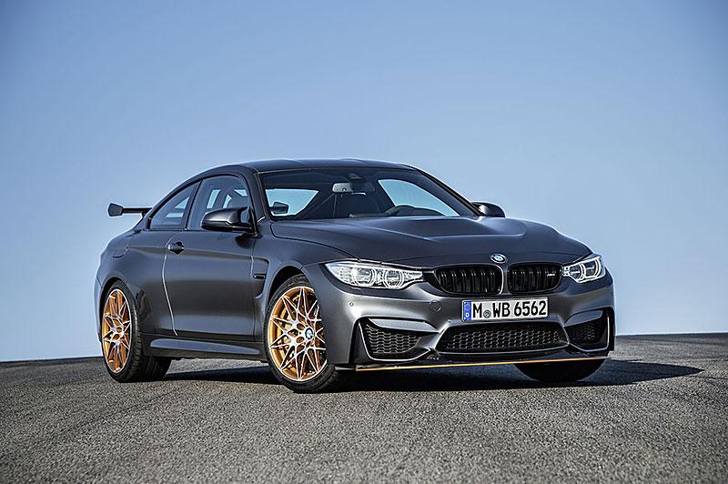 BMW M4 GTS zajelo kolo na Ringu pod sedm a půl minuty: - fotka 24