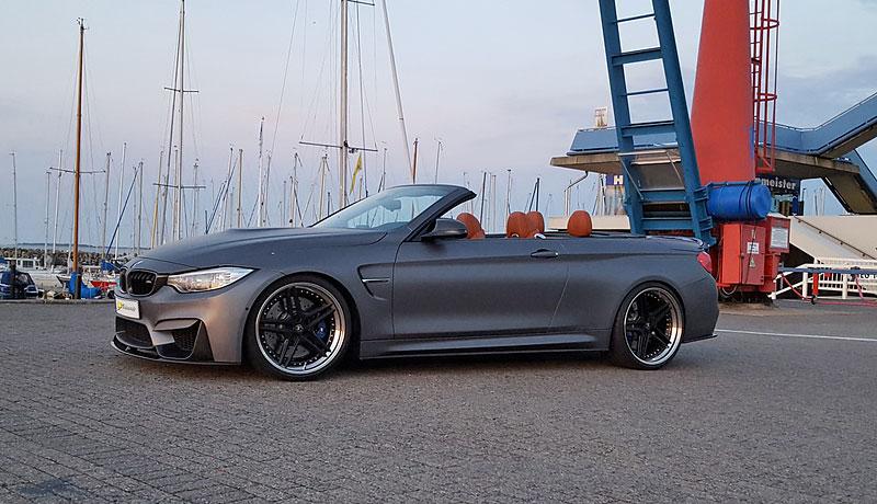 BMW M4 Cabrio podle představ Schmidt Revolution: - fotka 1