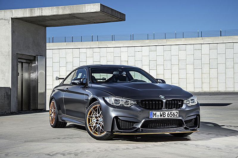 BMW M4 GTS zajelo kolo na Ringu pod sedm a půl minuty: - fotka 25