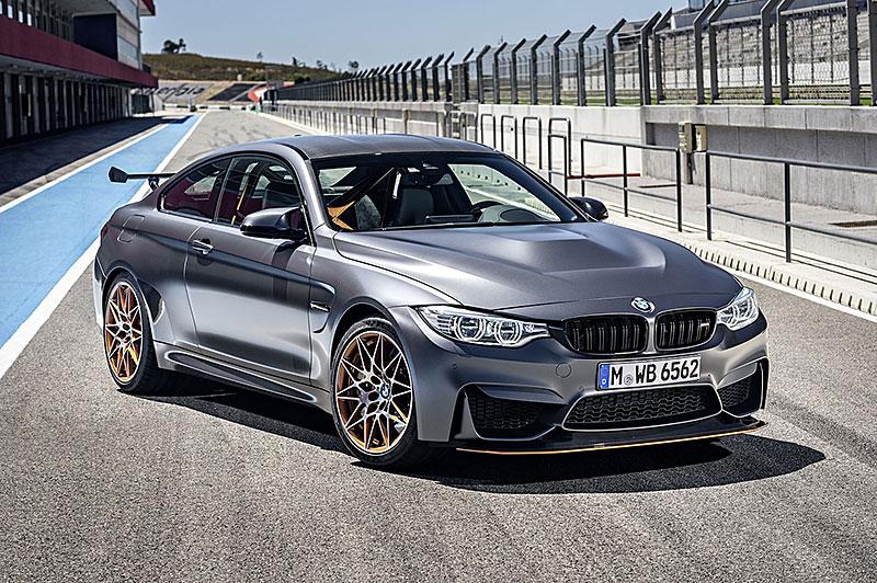 BMW M4 GTS zajelo kolo na Ringu pod sedm a půl minuty: - fotka 26
