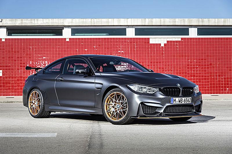BMW M4 GTS zajelo kolo na Ringu pod sedm a půl minuty: - fotka 27