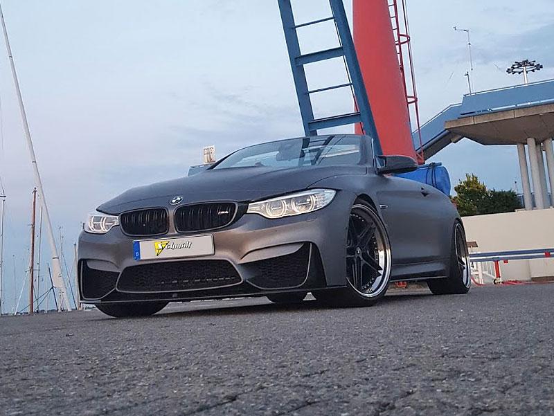 BMW M4 Cabrio podle představ Schmidt Revolution: - fotka 2