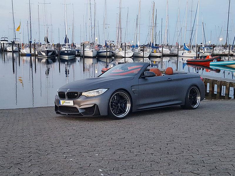 BMW M4 Cabrio podle představ Schmidt Revolution: - fotka 3
