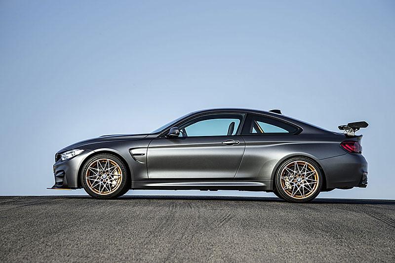 BMW M4 GTS zajelo kolo na Ringu pod sedm a půl minuty: - fotka 30