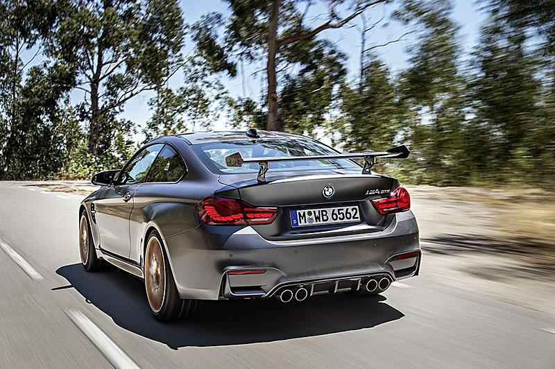 BMW M4 GTS zajelo kolo na Ringu pod sedm a půl minuty: - fotka 38
