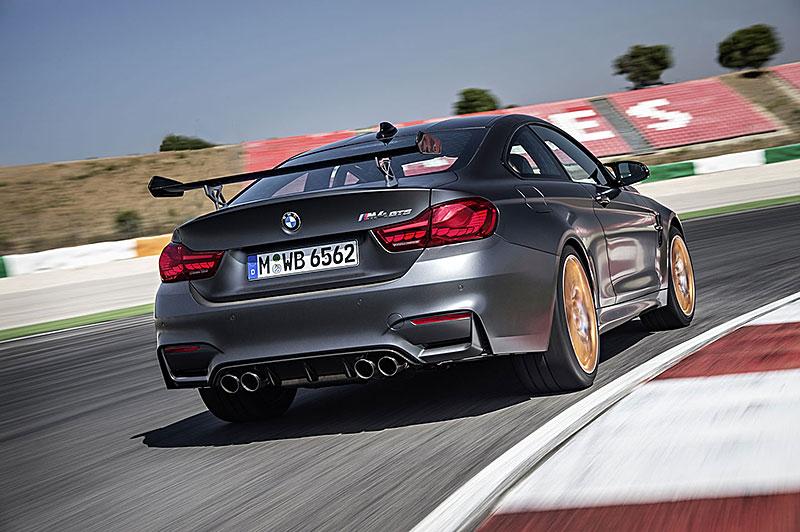 BMW M4 GTS zajelo kolo na Ringu pod sedm a půl minuty: - fotka 42