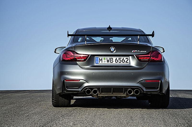 BMW M4 GTS zajelo kolo na Ringu pod sedm a půl minuty: - fotka 44