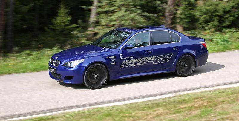G-Power Hurricane GS: nejrychlejší LPG auto světa: - fotka 5
