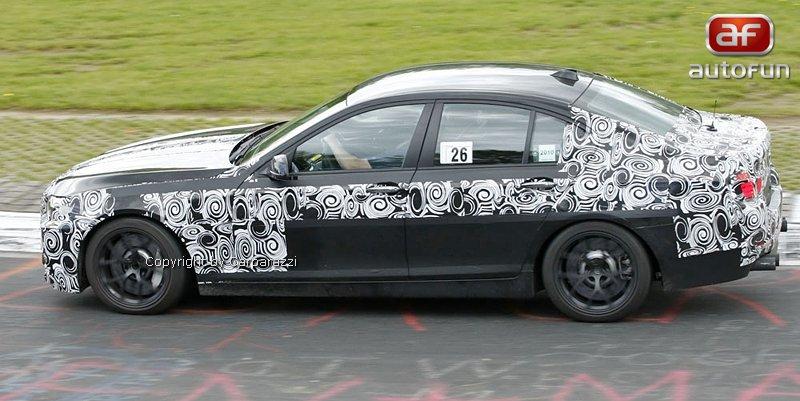 Spy Photos: BMW M5: - fotka 4
