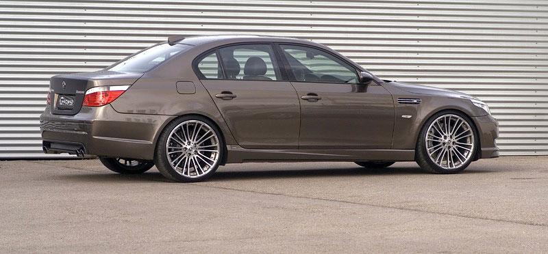 BMW M5 G-Power Hurricane: Závan přírodních živlů: - fotka 6