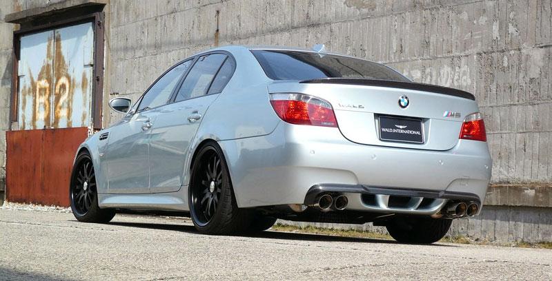 BMW M5 sedan od Wald International: - fotka 7