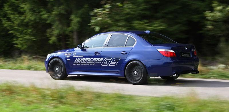 G-Power Hurricane GS: nejrychlejší LPG auto světa: - fotka 8
