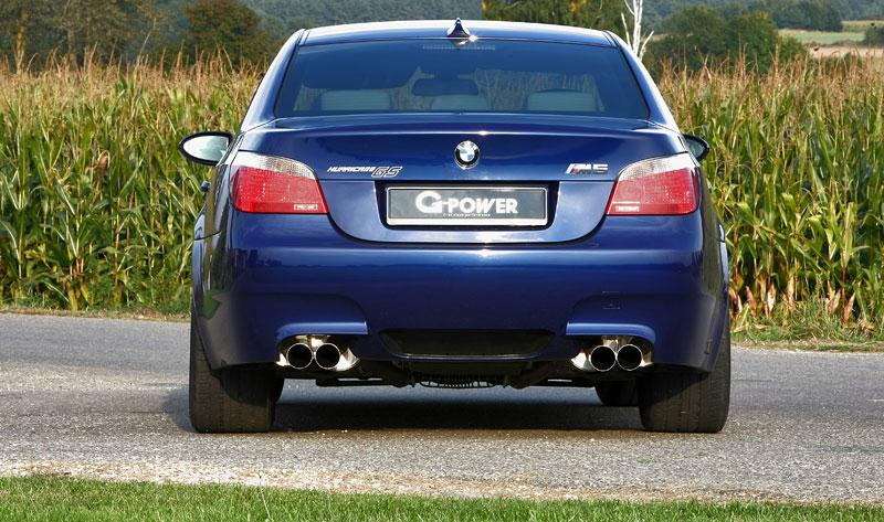 G-Power Hurricane GS: nejrychlejší LPG auto světa: - fotka 10
