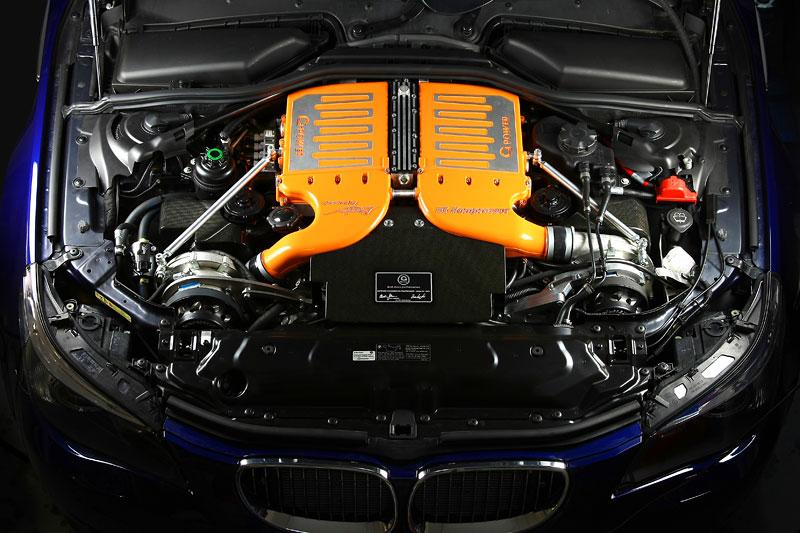 G-Power Hurricane GS: nejrychlejší LPG auto světa: - fotka 11