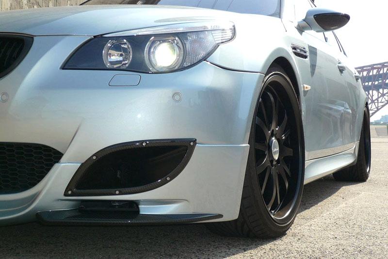 BMW M5 sedan od Wald International: - fotka 11