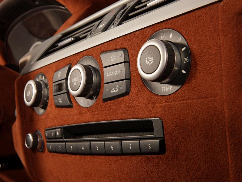 G-Power Hurricane RS Touring: Přiostření BMW M5 E61 Touring: - fotka 9