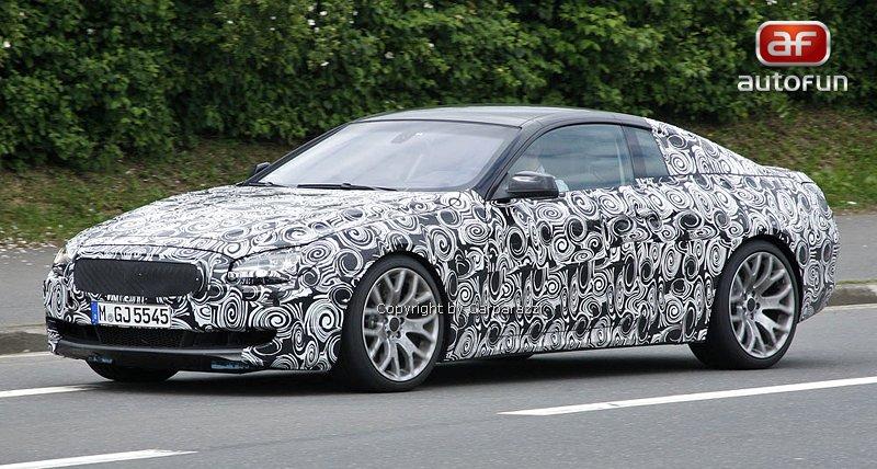 Spy Photos: BMW M6 bude muset vystačit s osmiválcem: - fotka 1