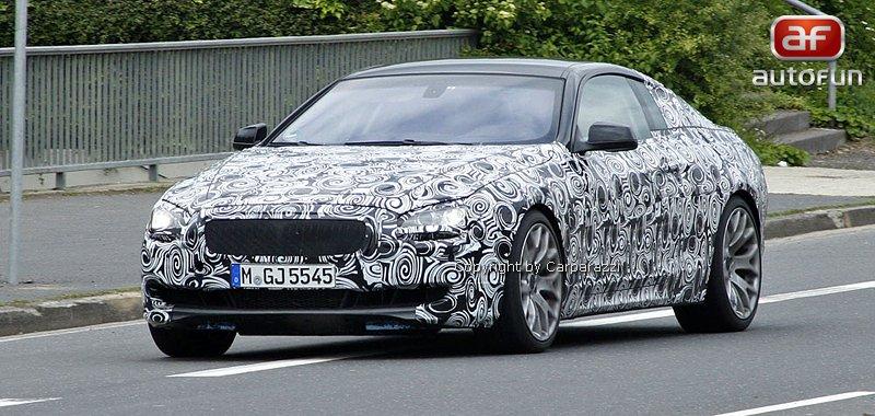 Spy Photos: BMW M6 bude muset vystačit s osmiválcem: - fotka 2