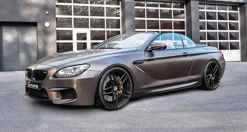 G-Power ladí BMW M6 Cabrio na rovných 800 koní (+ video): - fotka 2