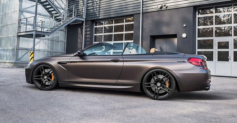 G-Power ladí BMW M6 Cabrio na rovných 800 koní (+ video): - fotka 5