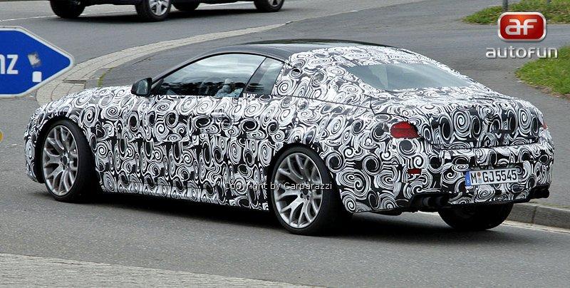 Spy Photos: BMW M6 bude muset vystačit s osmiválcem: - fotka 4