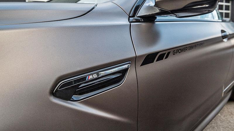 G-Power ladí BMW M6 Cabrio na rovných 800 koní (+ video): - fotka 7