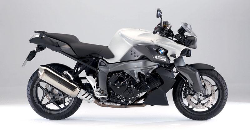 BMW 2009: K1300S, K1300R, K1300GT (6x video!): - fotka 37