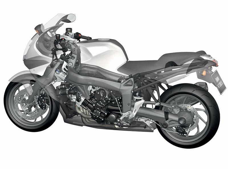 BMW 2009: K1300S, K1300R, K1300GT (6x video!): - fotka 73