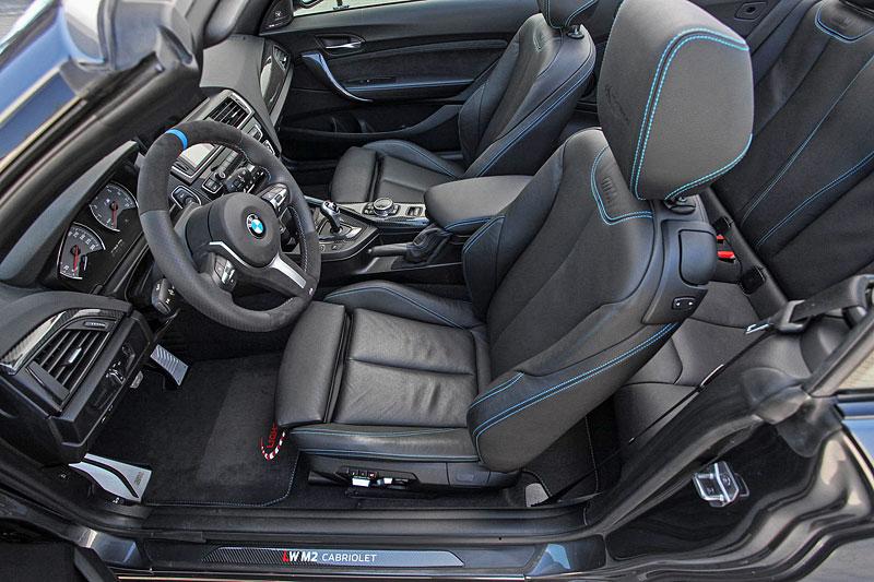 Lightweight Performance nabízí vlastní BMW M2 Cabrio: - fotka 5
