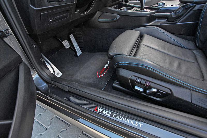 Lightweight Performance nabízí vlastní BMW M2 Cabrio: - fotka 11