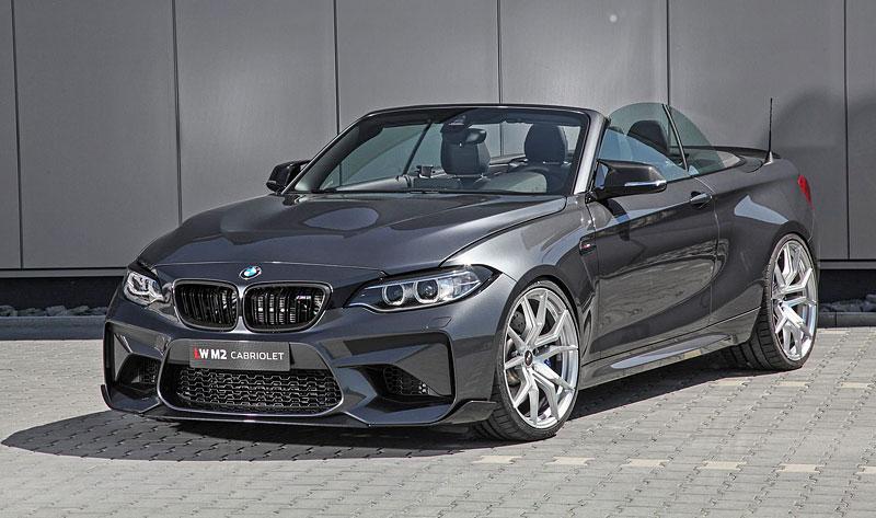 Lightweight Performance nabízí vlastní BMW M2 Cabrio: - fotka 12